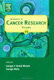 Book Cover Advances in Cancer Research, Volume 93