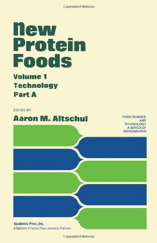 Book Cover New Protein Foods: v. 1A: Technology (Food Science & Technological Monograph)