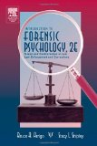 Book Cover Introduction to Forensic Psychology, Second Edition: Issues and Controversies in Crime and Justice