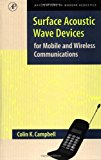 Book Cover Surface Acoustic Wave Devices for Mobile and Wireless Communications