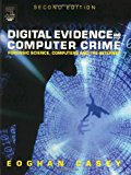 Book Cover Digital Evidence and Computer Crime, Second Edition