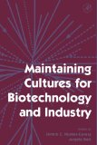 Book Cover Maintaining Cultures for Biotechnology and Industry