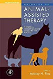Book Cover Handbook on Animal-Assisted Therapy, Second Edition: Theoretical Foundations and Guidelines for Practice