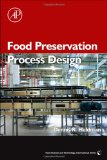 Book Cover Food Preservation Process Design (Food Science and Technology)