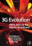 Book Cover 3G Evolution: HSPA and LTE for Mobile Broadband