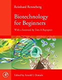 Book Cover Biotechnology for Beginners