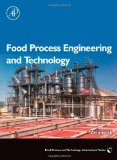 Book Cover Food Process Engineering and Technology (Food Science and Technology)