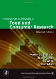 Book Cover Statistical Methods in Food and Consumer Research, Second Edition (Food Science and Technology)