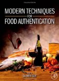 Book Cover Modern Techniques for Food Authentication