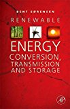 Book Cover Renewable Energy Conversion, Transmission, and Storage