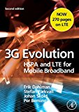 Book Cover 3G Evolution, Second Edition: HSPA and LTE for Mobile Broadband
