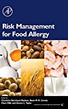 Book Cover Risk Management for Food Allergy (Food Science and Technology)