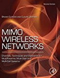 Book Cover MIMO Wireless Networks, Second Edition: Channels, Techniques and Standards for Multi-Antenna, Multi-User and Multi-Cell Systems