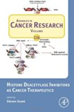Book Cover Histone Deacetylase Inhibitors as Cancer Therapeutics, Volume 116 (Advances in Cancer Research)