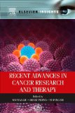 Book Cover Recent Advances in Cancer Research and Therapy (Elsevier Insights)