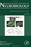 Book Cover Bioinformatics of Behavior: Part 2, Volume 104 (International Review of Neurobiology)
