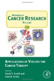 Book Cover Applications of viruses for cancer therapy, Volume 115 (Advances in Cancer Research)