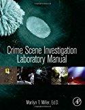 Book Cover Crime Scene Investigation Laboratory Manual
