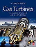Book Cover Gas Turbines, Second Edition: A Handbook of Air, Land and Sea Applications