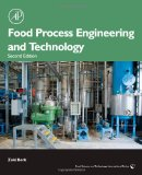 Book Cover Food Process Engineering and Technology, Second Edition (Food Science and Technology)