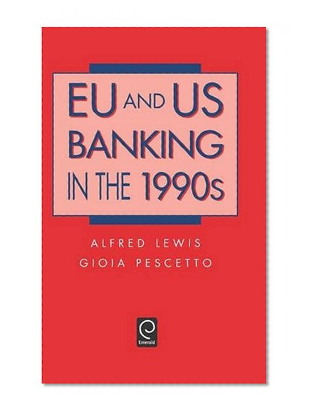 Book Cover EU and US Banking in the 1990s