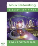 Book Cover Linux Networking Clearly Explained