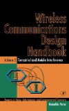 Book Cover Wireless Communications Design Handbook: Terrestrial and Mobile Interference: Aspects of Noise, Interference, and Environmental Concerns