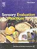 Book Cover Sensory Evaluation Practices, Third Edition (Food Science and Technology)