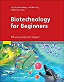 Book Cover Biotechnology for Beginners, Second Edition