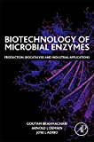 Book Cover Biotechnology of Microbial Enzymes: Production, Biocatalysis and Industrial Applications