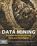 Book Cover Data Mining, Fourth Edition: Practical Machine Learning Tools and Techniques (Morgan Kaufmann Series in Data Management Systems)