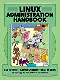 Book Cover Linux Administration Handbook