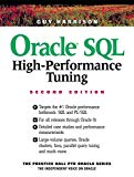 Book Cover Oracle SQL High-Performance Tuning (2nd Edition)
