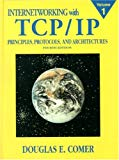 Book Cover Internetworking with TCP/IP Vol.1: Principles, Protocols, and Architecture (4th Edition)