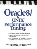 Book Cover Oracle8i and Unix Performance Tuning