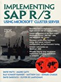 Book Cover Implementing Sap R/3 Using Microsoft Cluster Server