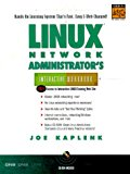 Book Cover LINUX Network Administrator's  Interactive Workbook