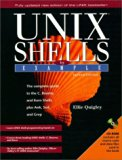 Book Cover UNIX Shells by Example with CDROM