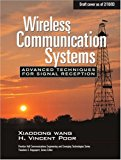 Book Cover Wireless Communication Systems: Advanced Techniques for Signal Reception
