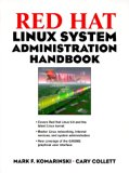 Book Cover Red Hat Linux System Administration Handbook