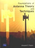 Book Cover Foundations of Antenna Theory and Techniques