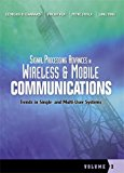 Book Cover Signal Processing Advances in Wireless and Mobile Communications, Volume 2: Trends in Single- and Multi-User Systems