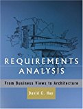 Book Cover Requirements Analysis: From Business Views to Architecture