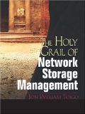 Book Cover The Holy Grail of Network Storage Management