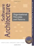 Book Cover Software Architecture: Organizational Principles and Patterns