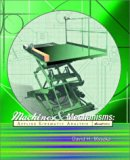 Book Cover Machines and Mechanisms: Applied Kinematic Analysis (2nd Edition)