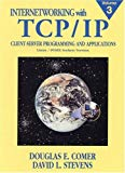 Book Cover Internetworking with TCP/IP, Vol. III: Client-Server Programming and Applications, Linux/Posix Sockets Version