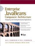 Book Cover Enterprise JavaBeans Component Architecture: Designing and Coding Enterprise Applications (Java 2 Platform, Enterprise Edition Series)