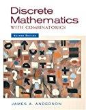 Book Cover Discrete Mathematics with Combinatorics (2nd Edition)