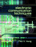 Book Cover Electronic Communication Techniques (5th Edition)